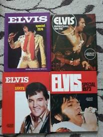 Elvis annuals