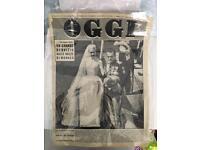 Oggi - Princess Grace Wedding Edition