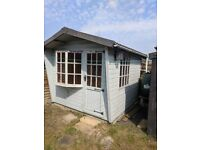 Summer House 8.2 x 8.5 ft, Good condition
