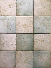 Slate effect ceramic floor tiles 28m2 | in Nottingham ...