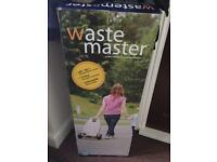 Wastemaster for caravan/ motorhome