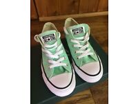 CONVERSE TRAINERS - AS NEW - BARGAIN