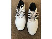 Size 12 Addidas golf shoes