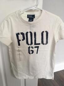 Ralph Lauren boys t-shirt 5yrs