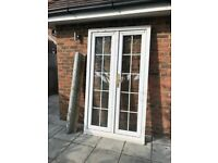 Patio Doors with Catnic lintel