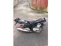 Honda cb500 spares or repair