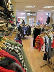 Volunteer Retail Assistant - St Cuthbert's Hospice - Langley Moor Shops
