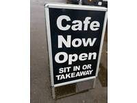 Cafe to let- FULLY EQUIPPED- Dumbarton area