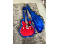 Gibson 335 - 1987 Dot Reissue with Tim Shaw Pick Ups
