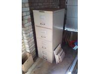 Free 4 drawer metal filing cabinet