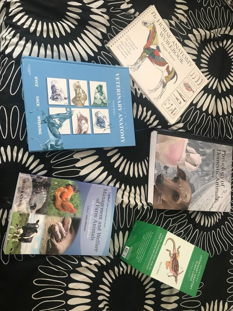 Veterinary Books & Flash Cards | in East Leake, Leicestershire | Gumtree
