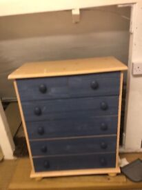 FREE- Chest of drawers