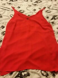 X 2 tops size 10