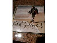 Rod Stuart CD Title time