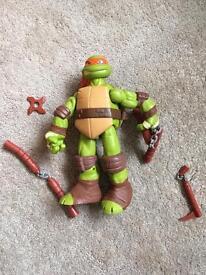 Teenage mutant ninja turtle toy