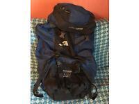 60L camping rucksack