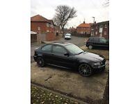 BMW e46 320d compact m sport seats n wheel