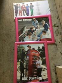 One Direction - 3 posters