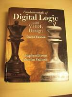 Fundamentals of Digital Logic with VHDL Design 2nd Ed