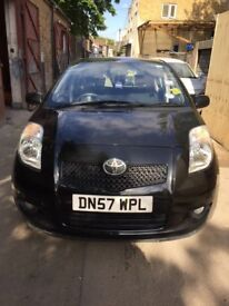 Toyota Yaris 2007 5 door