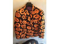 Halloween Pumpkin Suit / Fancy Dress - worn once