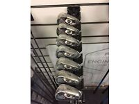 Wilson D200 5-SW Iron set (Steel shaft) *NEW*