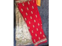 Brand New Indian Bridal Saree