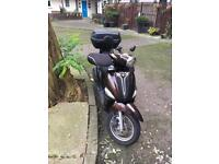 Yamaha delight 115cc 2016 model-in excellent condition.