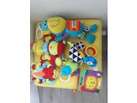 Bundle of baby toys, very good condition, only 5 pound