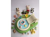 Sylvanian Families - babies collection and accessories – York
