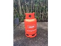 Full gas cylinder