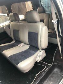 Nissan largo 7 seater