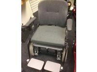 Bariatric Atlantic power chair