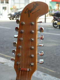 Fender Villager Vintage 12 String acoustic 1965