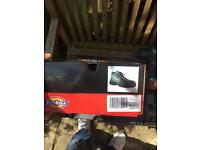 Dickies Safety boots size 9