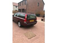 Cheap for quick sale 2002 volvo v70