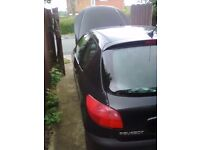 Peugeot 206xsi 1.6 engine breaking cheap as chips