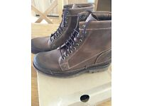 TIMBERLAND EARTHKEEPERS BOOTS - BROWN - NEW IN BOX