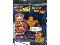 1995 marvel comics projectors The thing - fantastic four