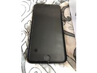 Iphone 7 plus black matte