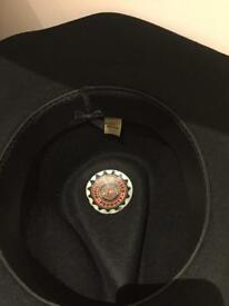 Harley Davidson cowboy hat