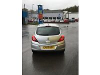 Vauxhall corsa 1.2 -low mileage