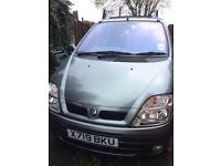 Renault Scenic - 1.6 Alize Sport - very low mileage - Not the usual rubbish