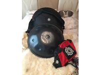 Large Hang drum for sale as new.
