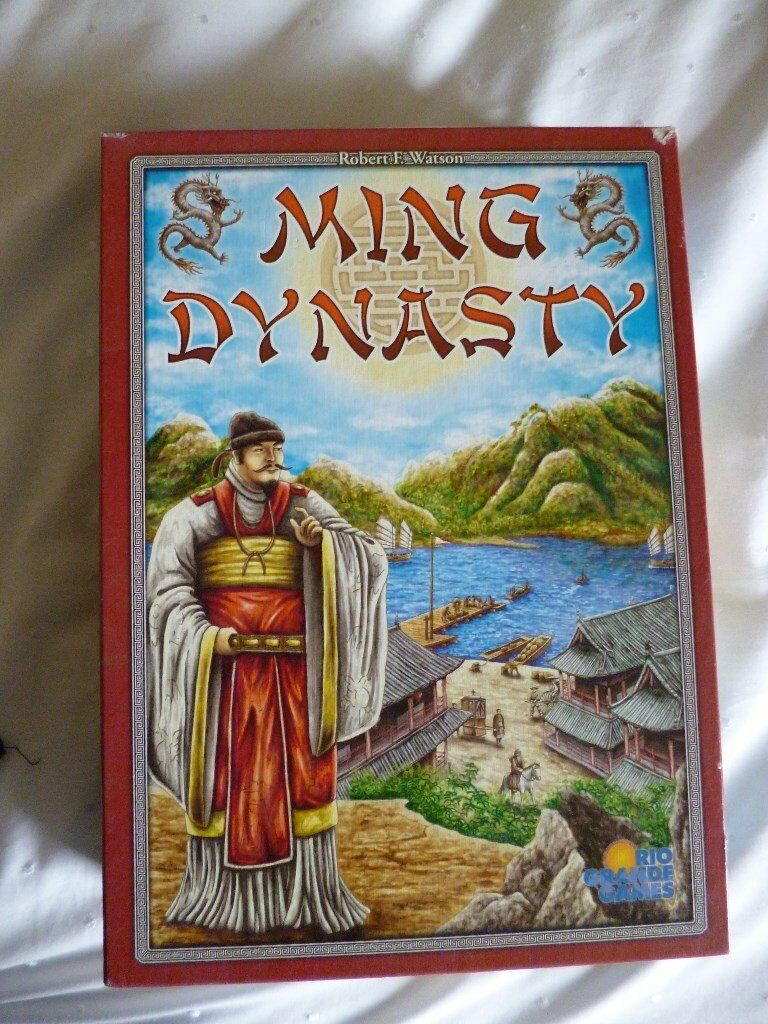 Ming Dynasty Game