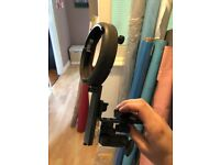 Bowens Type-S adapter for flashgun, speedlite (x3 available)