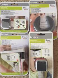 Lindam baby security devices