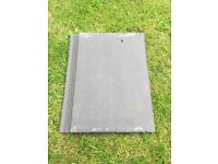 36 New Slate Grey Roof Tiles - 420mm x 290mm