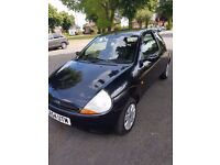 2004 Ford Ka collection low mileage in good condition
