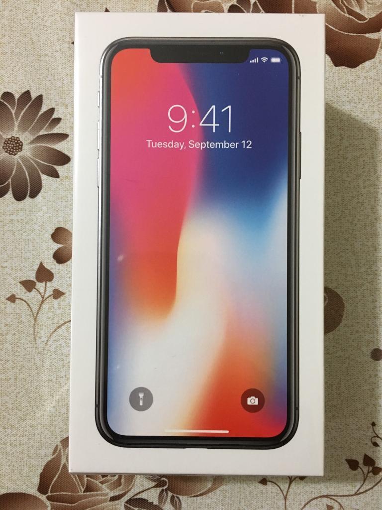 ****** | iPhone X 64 gb | ****** (Brand new, Unlocked)